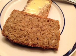 The crumb ... and buttered!