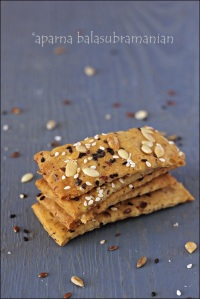 Seed Crackers 6