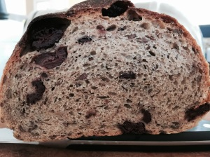 Oh my it just occurs to me that figs would be wonderful in this bread.